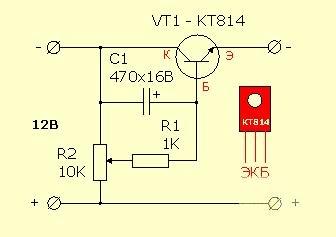Как сделать регулятор вентилятора