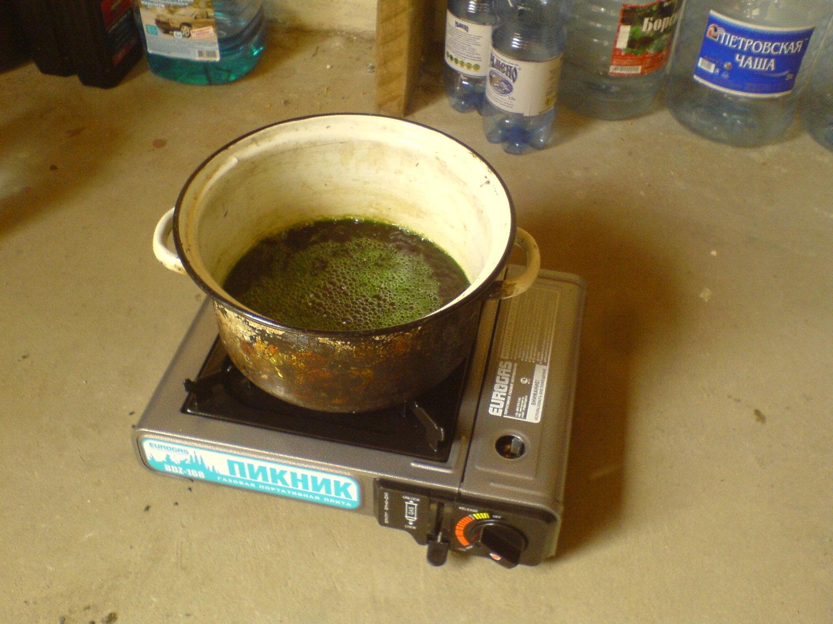 Варим химку с конопли марихуана росток