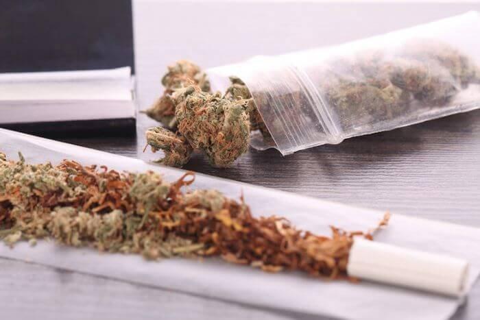 Коноплю смешивают с табаком технология изготовления ткани из конопли