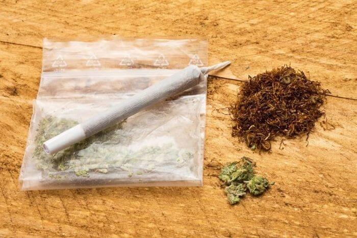 С смешивают для табаком чего марихуану anubis сорт конопли